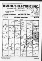Map Image 001, Watonwan County 1989